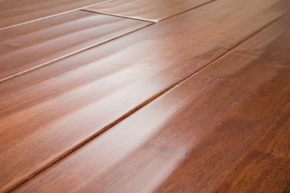 Glossary of hardwood floor terms for Hand scraped wood floors