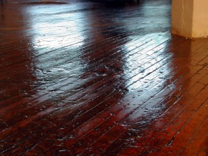 How can I repair scratches in engineered hardwood floors? - Home