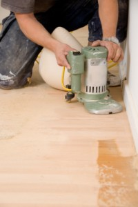 Hardwood Floor Edge Sander