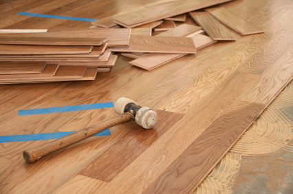 How To Install Hardwood Floors Glue Down