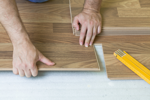 Install Laminate Flooring A Diy How, How To Install Trafficmaster Laminate Flooring
