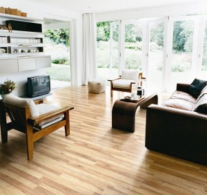 peru gingerwood room 300x282 About Laminate Flooring