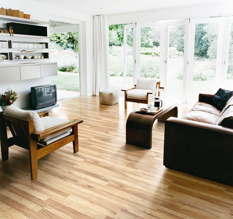 Peruvian Gingerwood Laminate Flooring