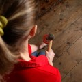 Squeaks and creaks in hardwood floors are commonplace