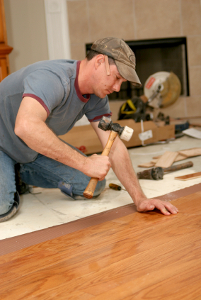 Professional Hardwood Flooring Installer