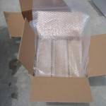 travertine box packing