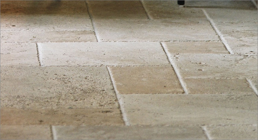 Colors finishes and styles of travertine tile Different design and colors of tiles