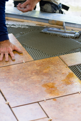 Costing Out A Travertine Tile Installation