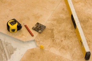 Installing Travertine Tile