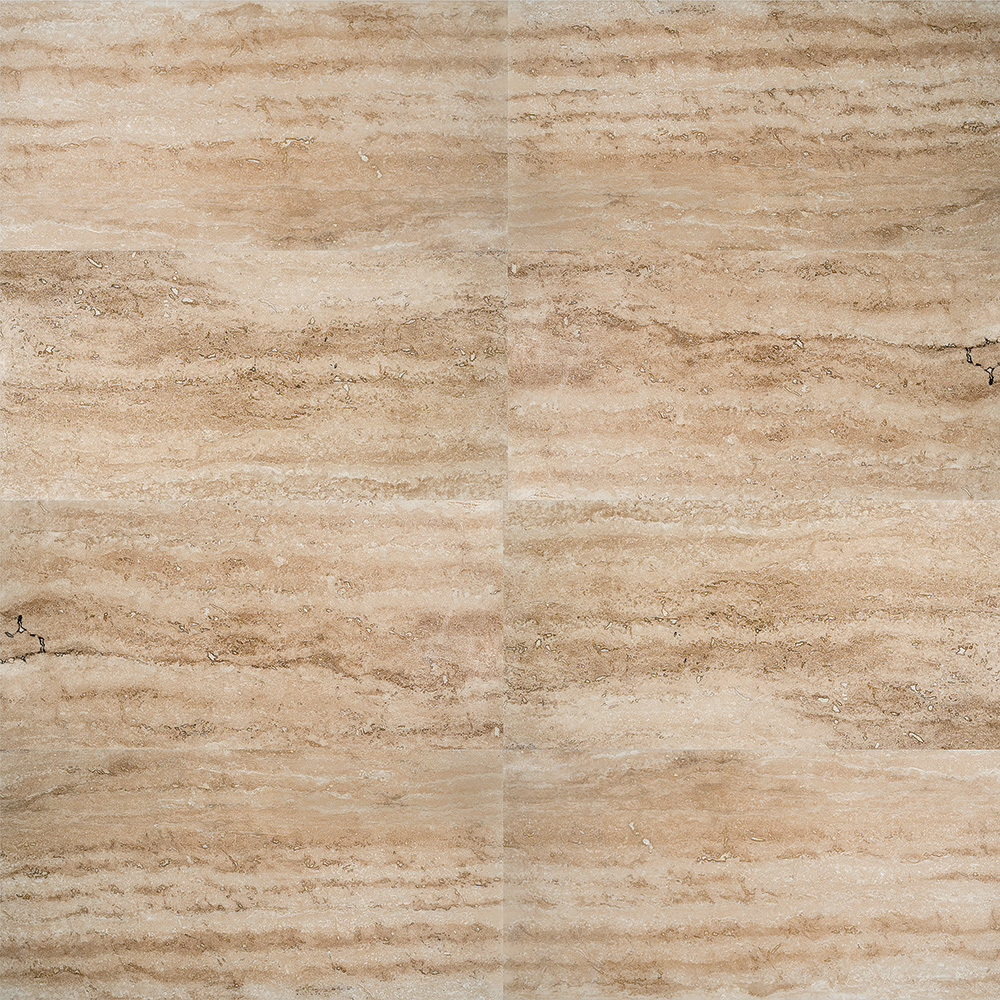 Vein Cut Travertine Tile