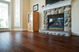 Engineered Hardwood Floors - Hickory Russet
