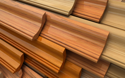 laminate flooring moldings