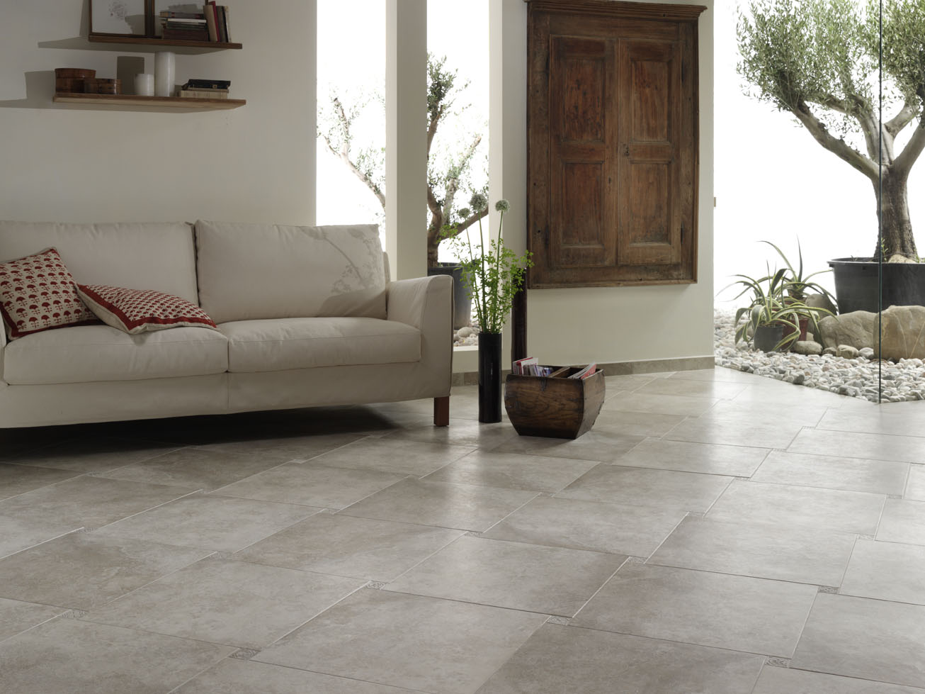 how much porcelain & ceramic tile to buy