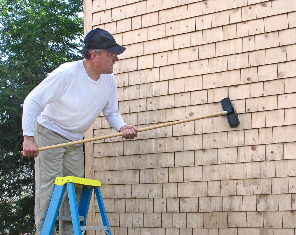 cedar siding shingle maintenance