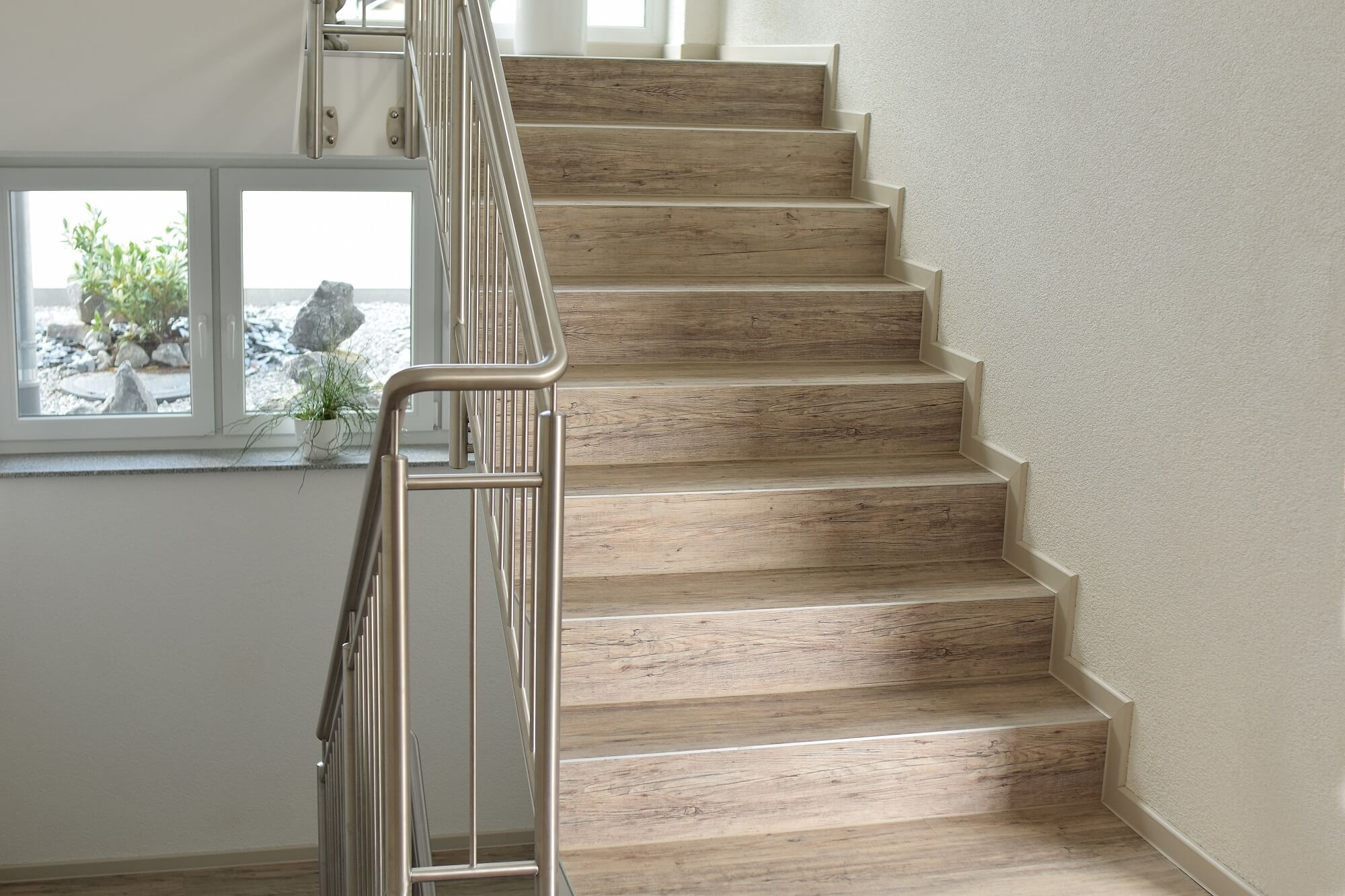 How To Install Vinyl Plank Flooring On Stairs Builddirect Learning Centerlearning Center