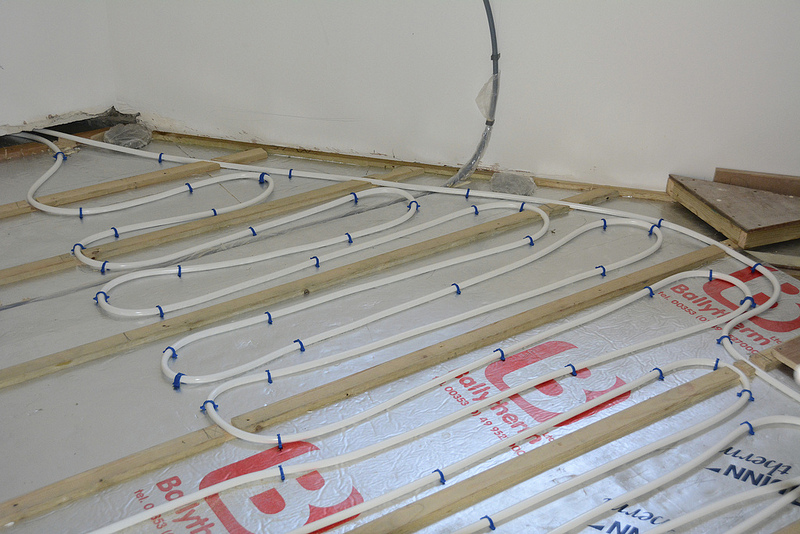 Can You Install Engineered Hardwood Over Underfloor Heating