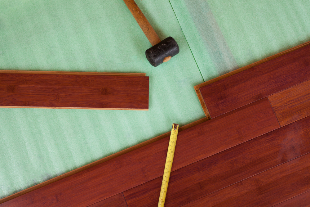 The r value of various flooring materials and why it matters for Hardwood floors underlayment