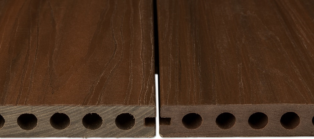 Different Types of Composite Decking: Hollow vs Solid