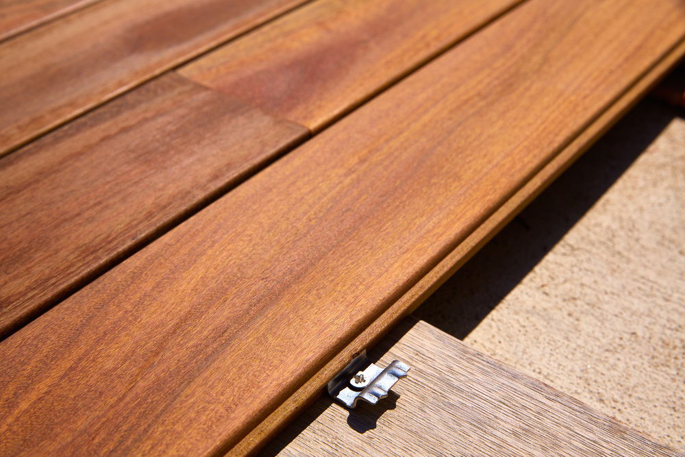 How Do Hidden Deck Fasteners Work