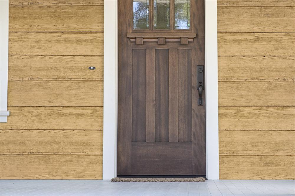 Wood siding vs fiber cement the pros and cons for Fiber cement shiplap siding