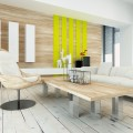 light-wood-wall-paneling-yellow-accent