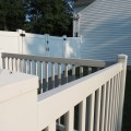 white-vinyl-fence-sunset