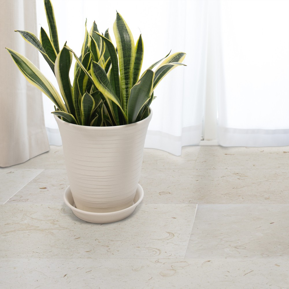 How to clean limestone tile