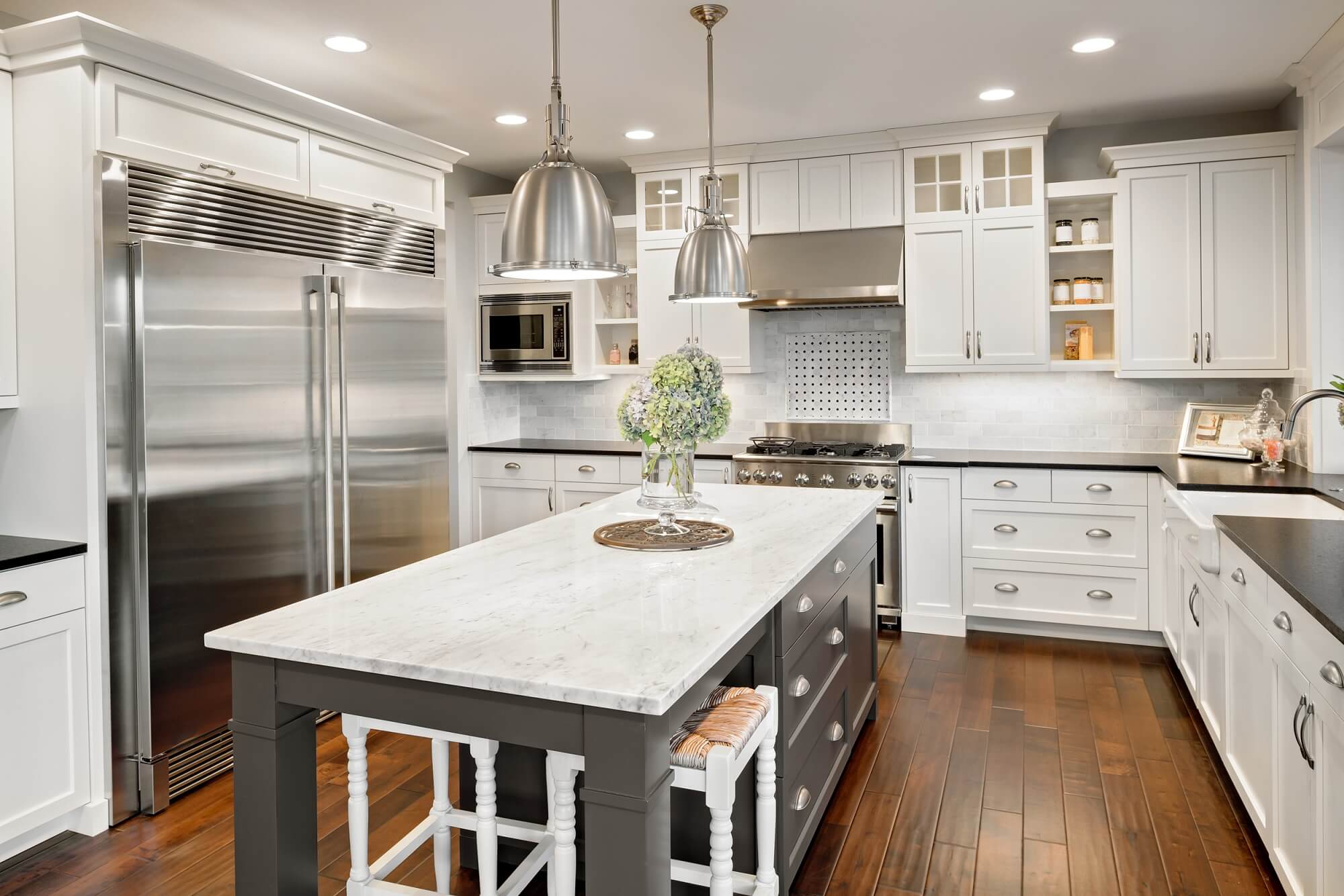 Install Floors or Cabinets First? Kitchen Reno Tips  BuildDirect