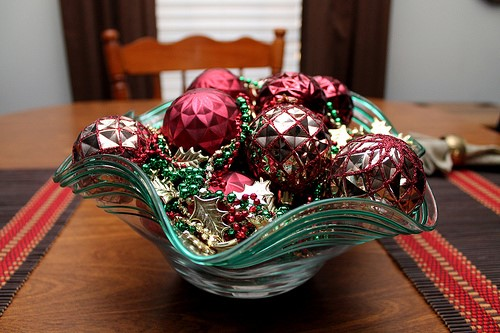 Christmas Decor Ideas for your dining room