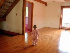 Flooring for Kids - Bamboo flooring