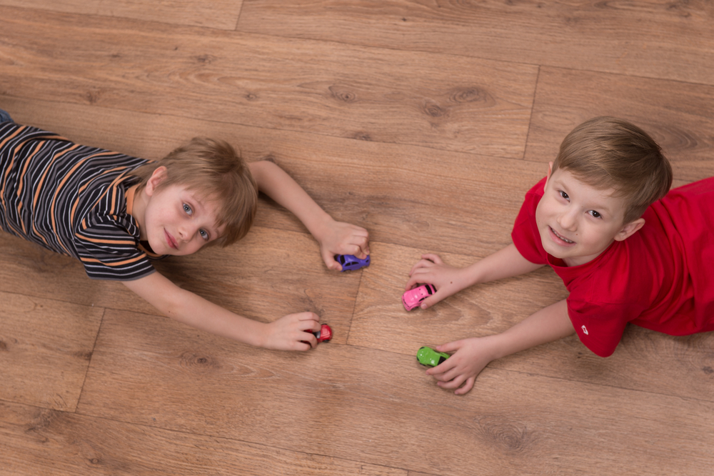 Flooring for Kids - Hardwood