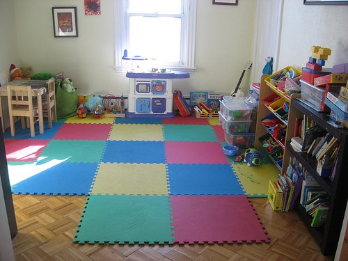What is the best type of flooring for kids for Carpet for kids rooms