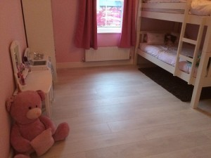 Flooring for Kids - Laminate flooring
