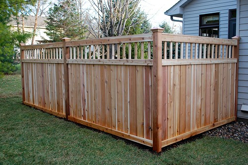 Pros and Cons of Fence Materials - Wood Fencing