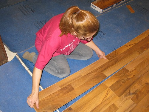 The Evolution of Laminate Flooring - Laminate Flooring Today