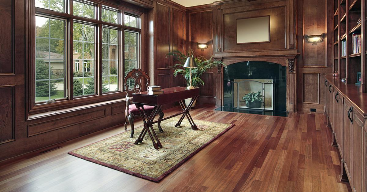 Mazama Hardwood - Smooth Acacia Collection SKU: 10082297