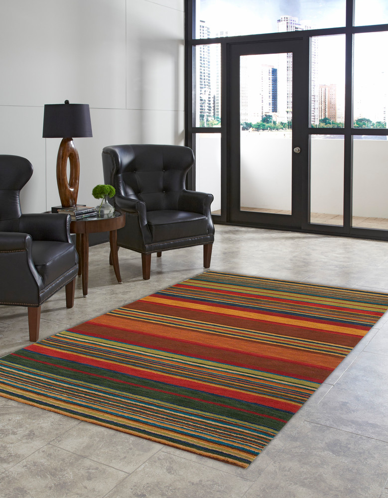 Making the most of materials - rugs