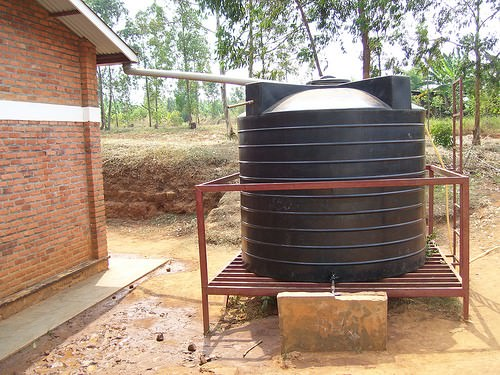 rainwater transportation system