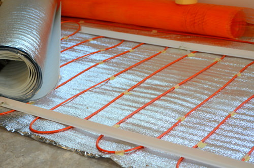 Electric Radiant Heating