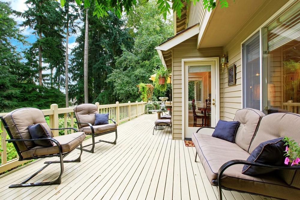 installing your deck