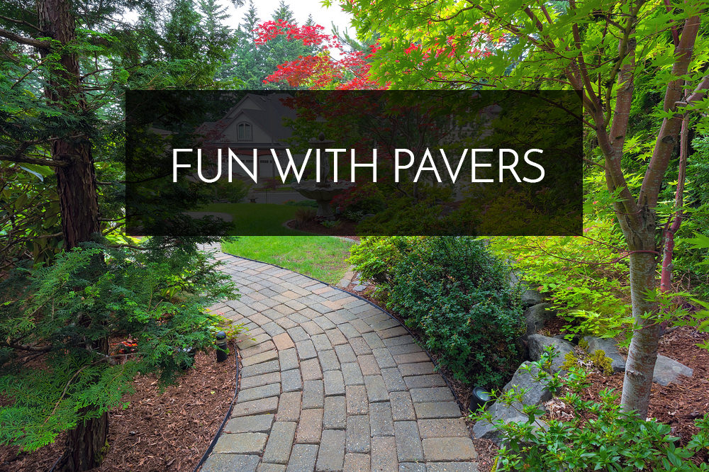 Outdoor Paver