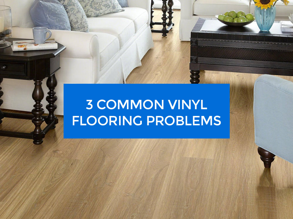 How To Deal With 3 Common Vinyl Flooring Problems Learning