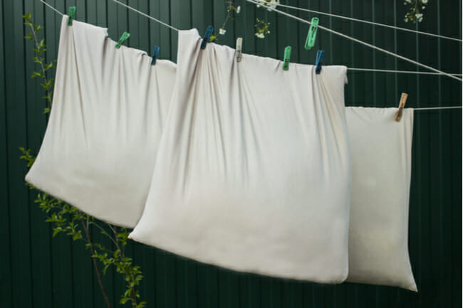 air drying fabric