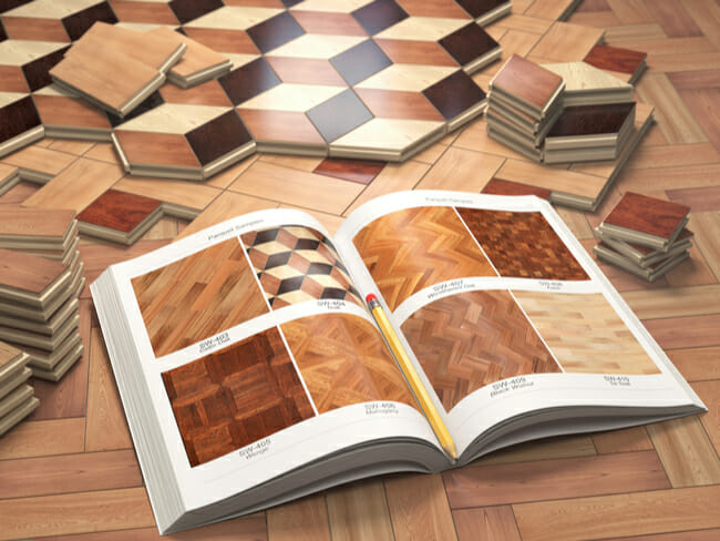 How To Lay Parquet Flooring Tiles - When was parquet flooring popular