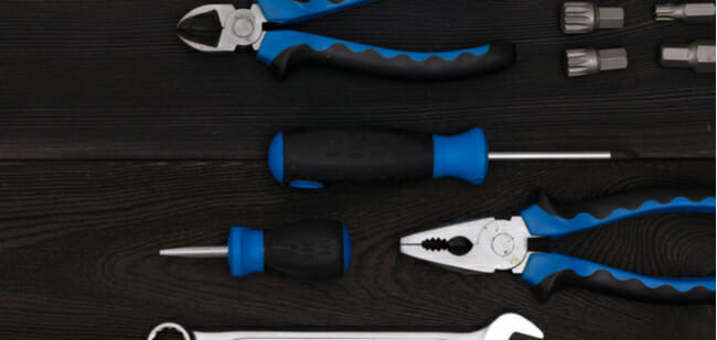 wire cutter and tools