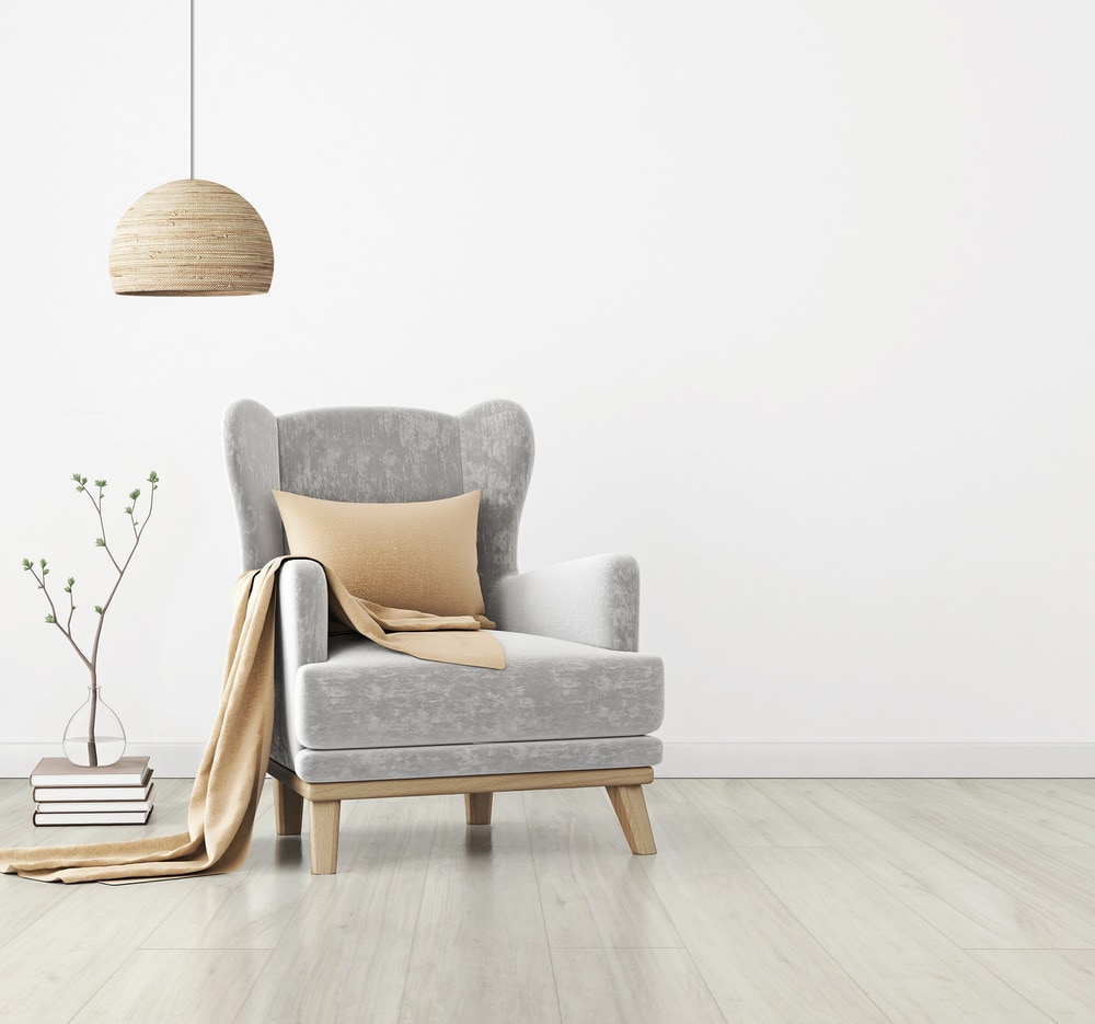 Each plank has an enhanced dimensional stability and moisture resistance in addition to a resilient PVC top layer. Featuring Vesdura Vinyl Planks -6.5mm SPC Click Lock - Harbor Collection in Iris