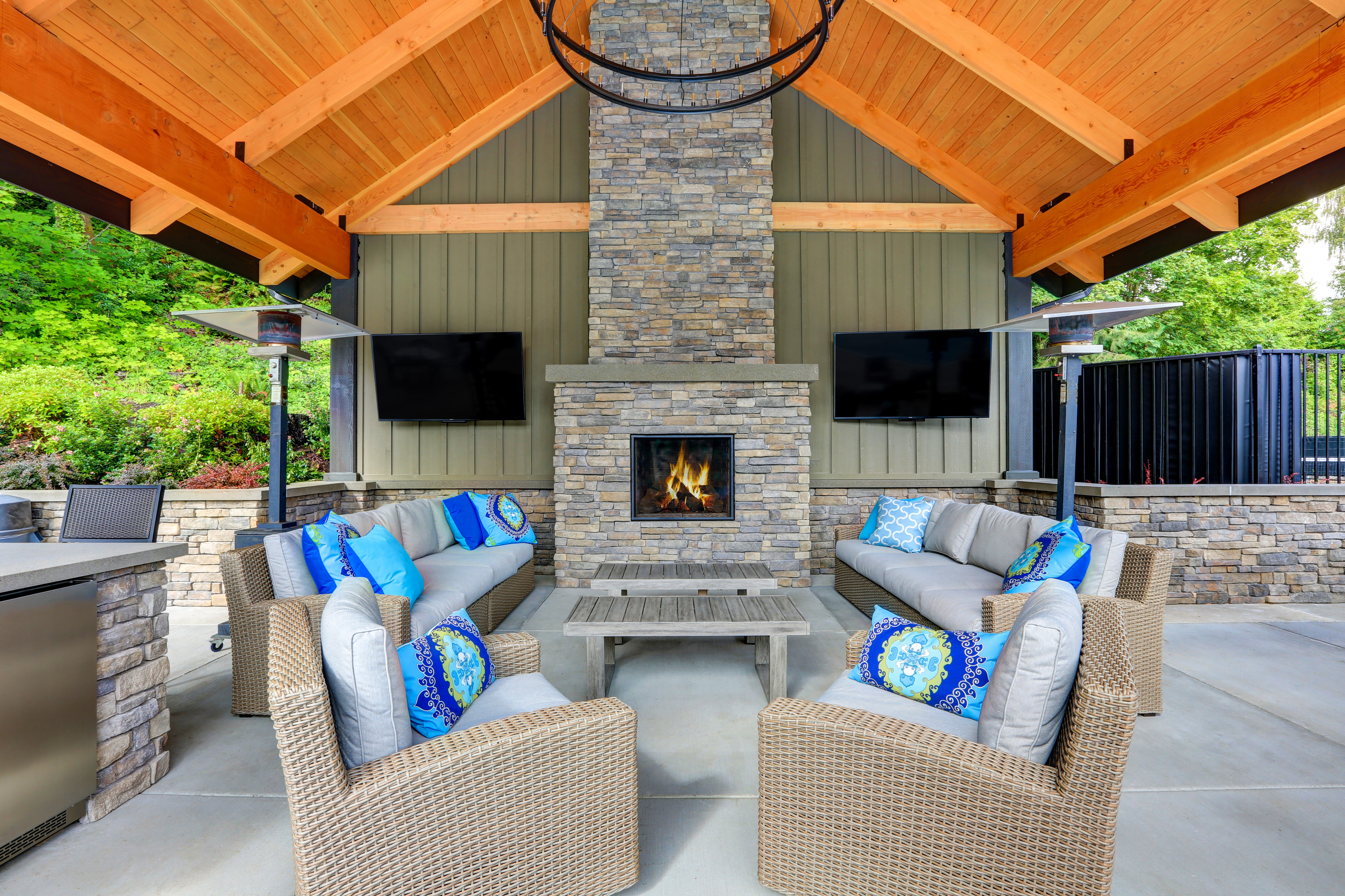 How To Add Stones Above A Fireplacelearning Center