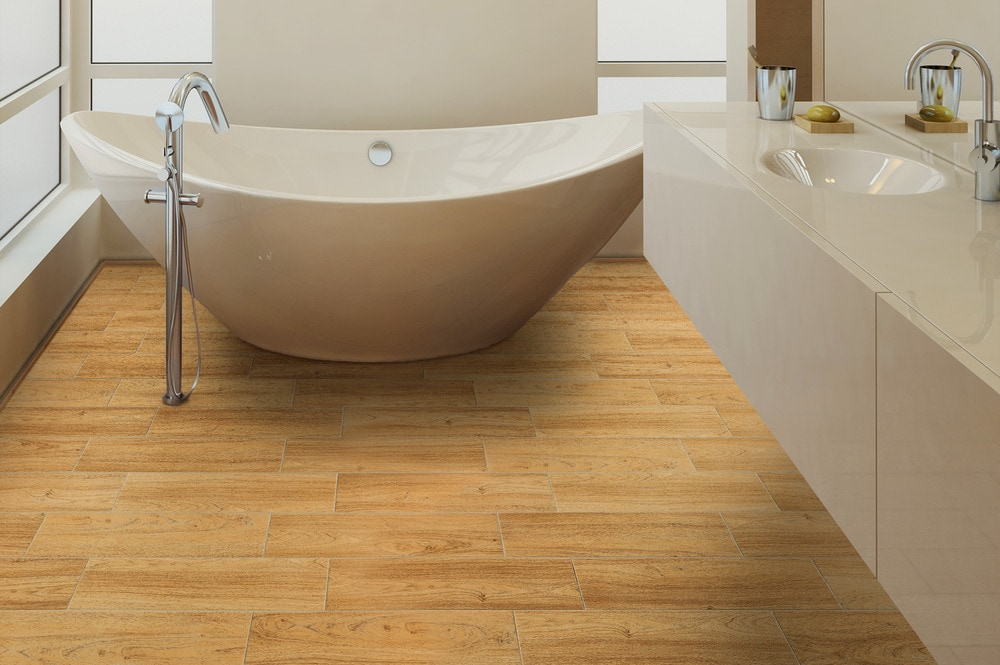 Salerno Ceramic Tile - American Wood Series / SKU: 10105267