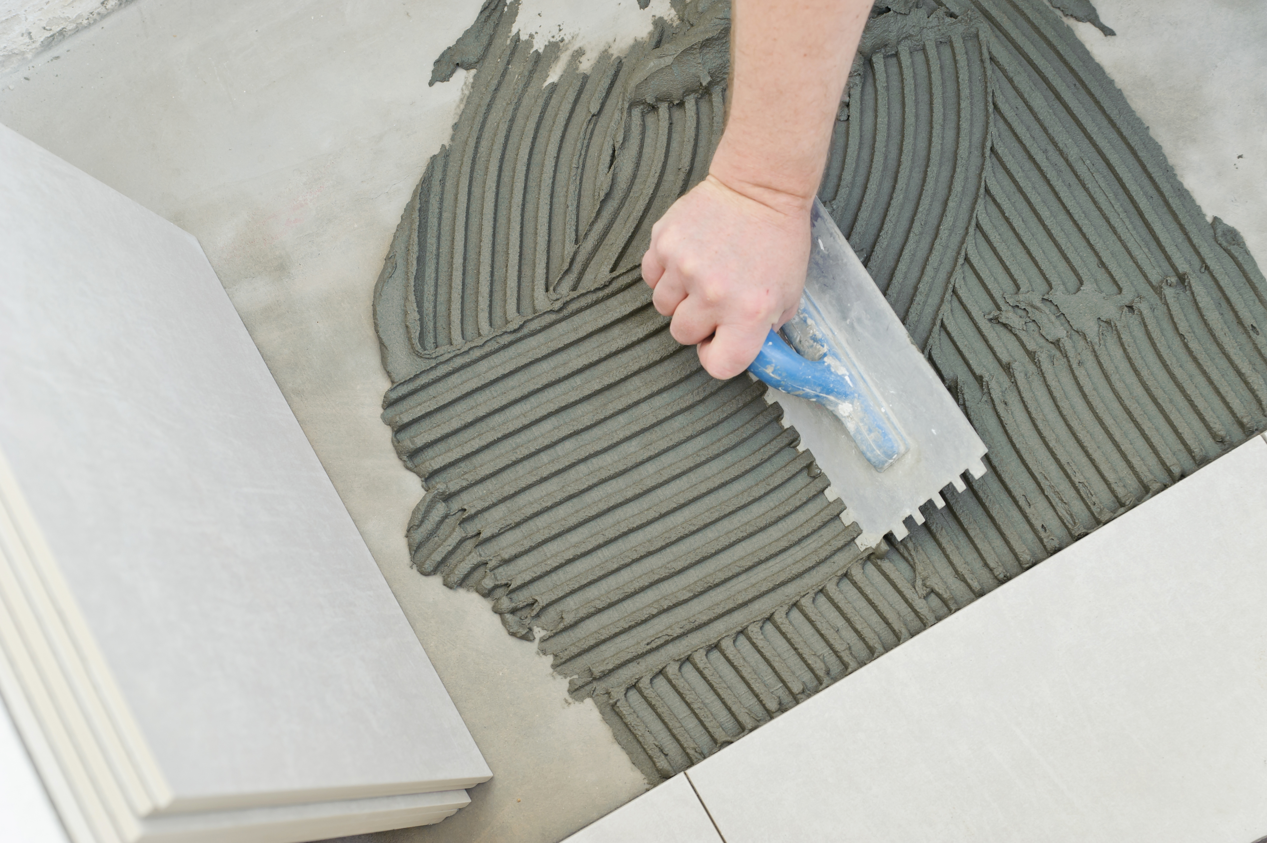 How To Prepare Concrete For A Tile Installationlearning Center