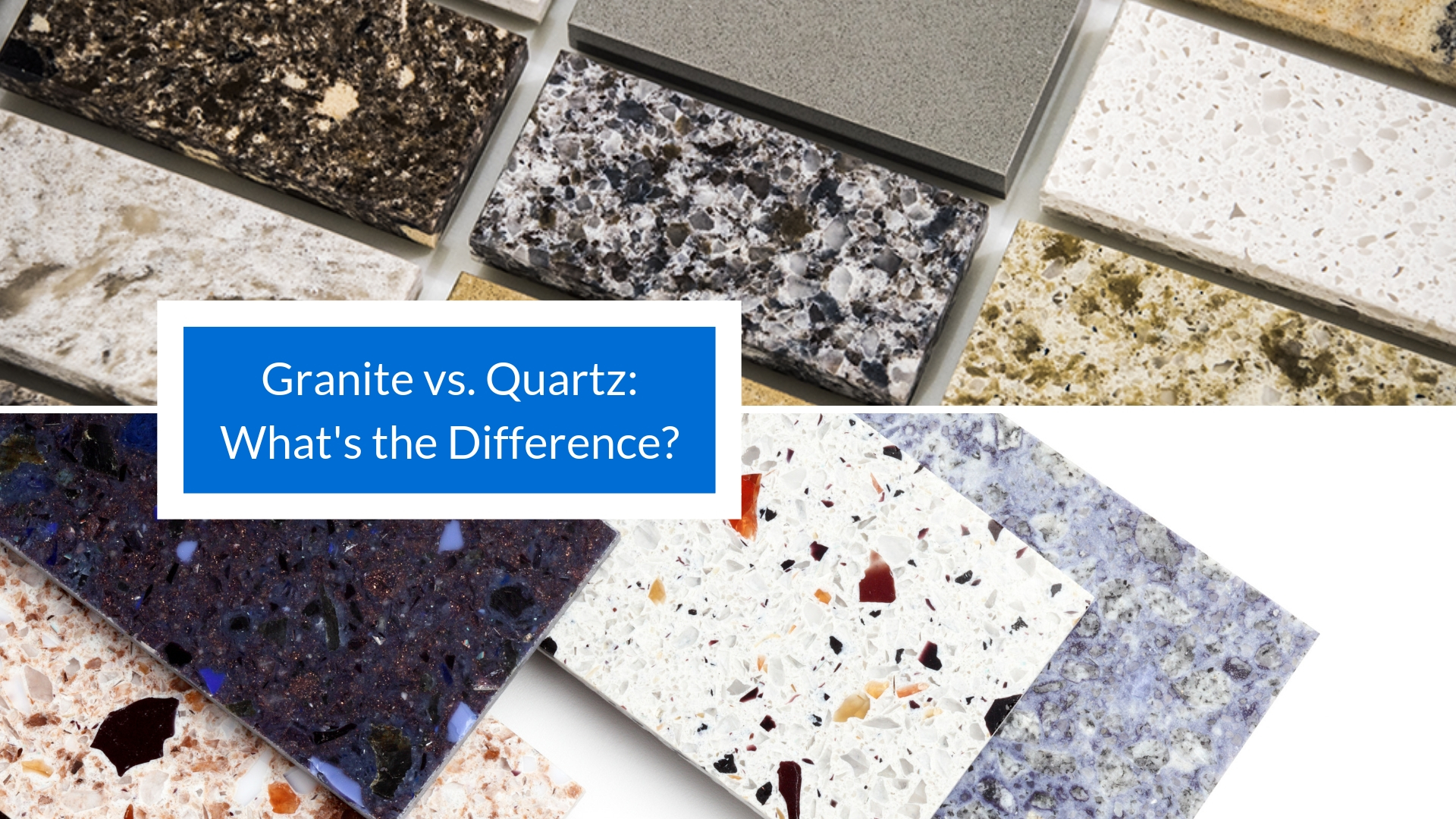 granite vs quartz countertops what 39 s the difference. Black Bedroom Furniture Sets. Home Design Ideas